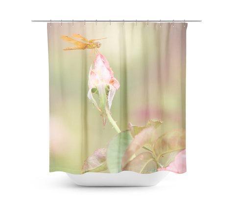 Flowers 18 Shower Curtain - Sylvia Coomes