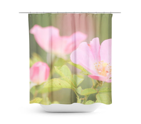 Flowers 7 Shower Curtain - Sylvia Coomes