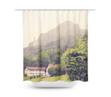 German Beauty Shower Curtain - Sylvia Coomes