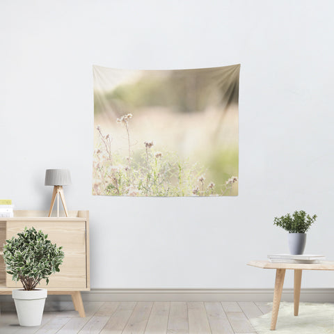 Glimmering Light Tapestry
