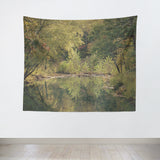 In the Woods 3 Tapestry - Sylvia Coomes