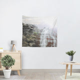 Majestic Falls Tapestry - Sylvia Coomes