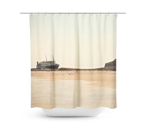Nautical Bliss Shower Curtain - Sylvia Coomes