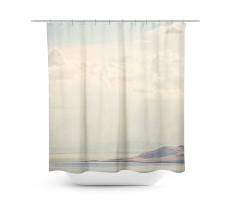 Nautical Breeze Shower Curtain - Sylvia Coomes