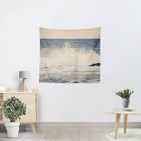Ocean Blue 3 Tapestry - Sylvia Coomes