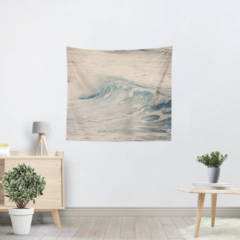 Ocean Blue 5 Tapestry - Sylvia Coomes