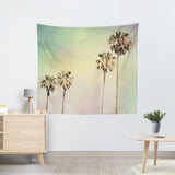 Palm Trees 2 Tapestry - Sylvia Coomes