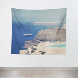 Greek Paradise Tapestry