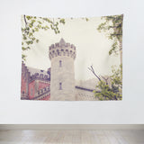 Queen of Your Castle Tapestry - Sylvia Coomes
