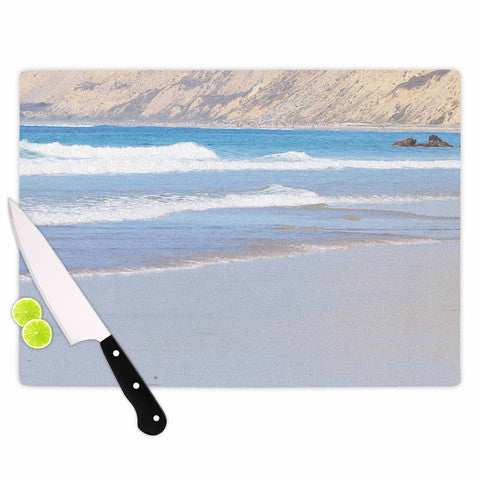 California Beach Cutting Board