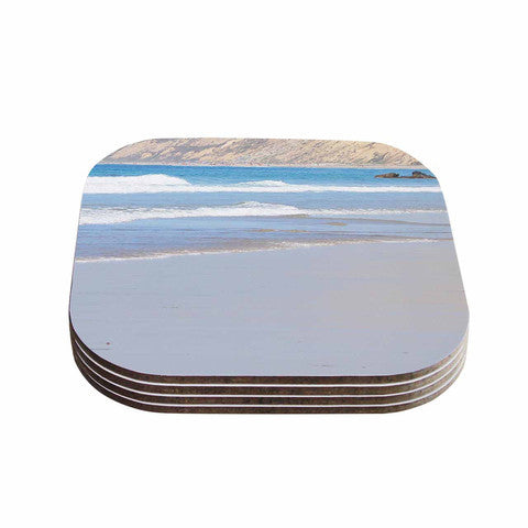 California Beach Coaster Set - Sylvia Coomes