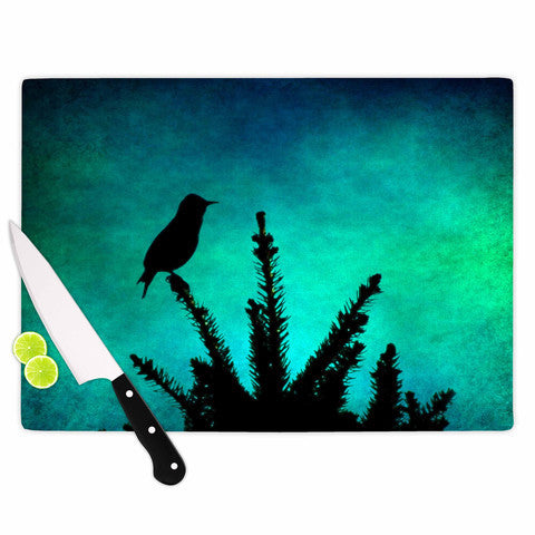 Bird Silhouette Cutting Board - Sylvia Coomes