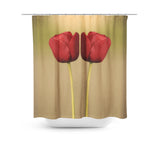 Two of a Kind Shower Curtain - Sylvia Coomes