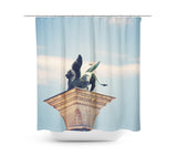 Venice 11 Shower Curtain - Sylvia Coomes