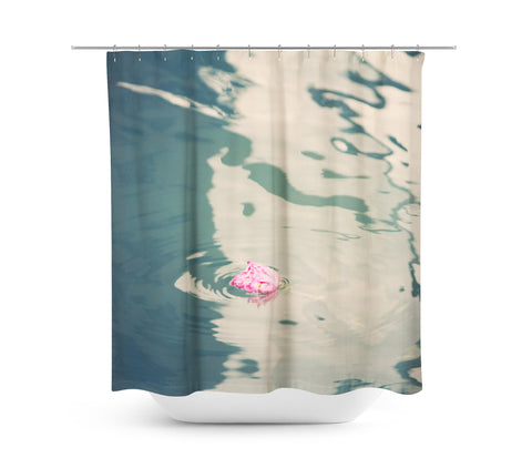 Venice 13 Shower Curtain - Sylvia Coomes