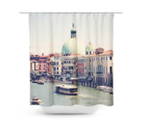 Venice 2 Shower Curtain - Sylvia Coomes
