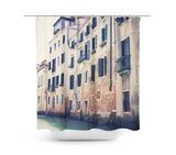 Venice 3 Shower Curtain - Sylvia Coomes