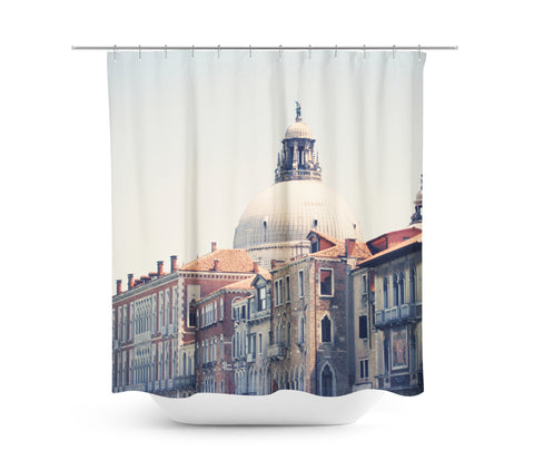 Venice 5 Shower Curtain - Sylvia Coomes