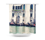 Venice 6 Shower Curtain - Sylvia Coomes