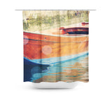 Venice 12 Bokeh Shower Curtain - Sylvia Coomes