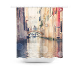 Venice 14 Bokeh Shower Curtain - Sylvia Coomes