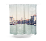 Venice 1 Bokeh Shower Curtain - Sylvia Coomes