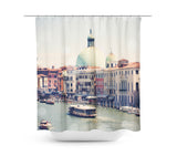 Venice 2 Bokeh Shower Curtain - Sylvia Coomes