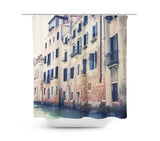 Venice 3 Bokeh Shower Curtain - Sylvia Coomes