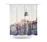 Venice 5 Bokeh Shower Curtain - Sylvia Coomes