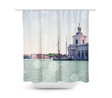 Venice 7 Bokeh Shower Curtain - Sylvia Coomes