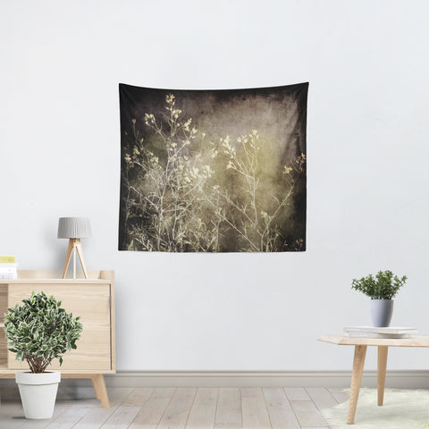 Wild Darkness Tapestry - Sylvia Coomes