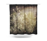 Wild Darkness Shower Curtain