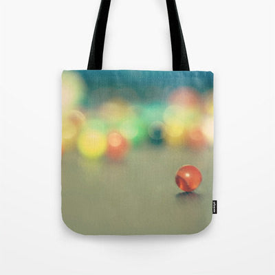 Marble Fun fine art photography Tote Bag - Sylvia Coomes