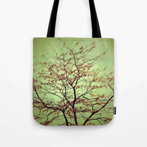 Art Tote Bag Modern Fall fine art photography Fashion