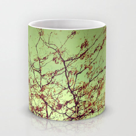 Art Coffee Cup Mug Modern Fall fine art photography home decor - Sylvia Coomes