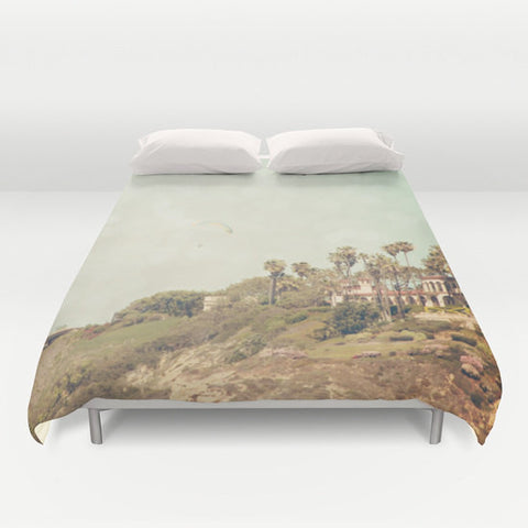 Art Duvet Cover West Coast 1 fine art photography home decor - Sylvia Coomes