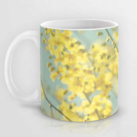 Art Coffee Cup Mug Sunny Blooms 1 fine art photography home decor - Sylvia Coomes