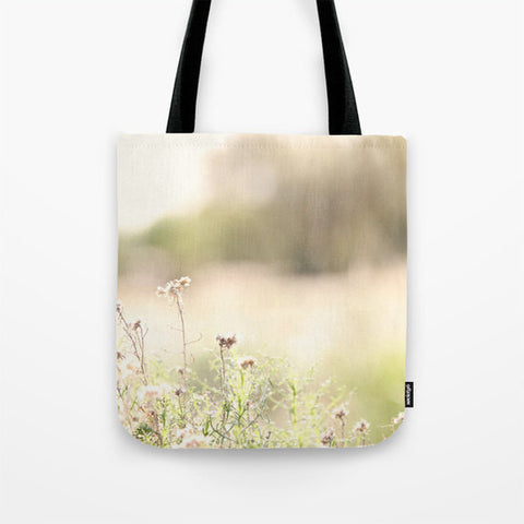 Art Tote Bag Glimmering Light fine art photography Fashion