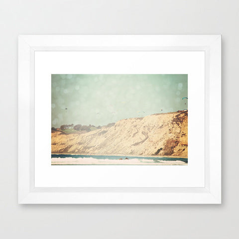 Beach Photography - Nature Wall Print - Palm Tree photograph - California photo - wall Print - home decor - West Coast 3