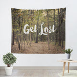 Get Lost Tapestry - Sylvia Coomes