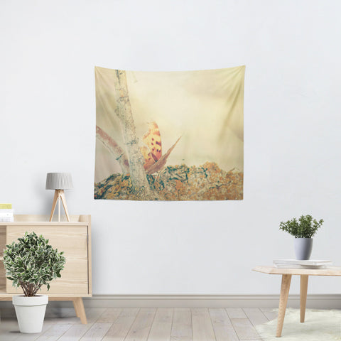 Ethereal Butterfly Tapestry - Sylvia Coomes