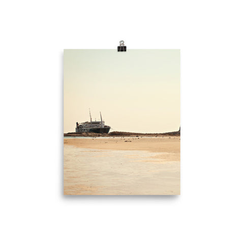 Nautical Bliss Matte Poster