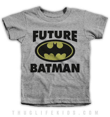Future Batman Kids Tees