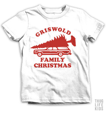 Griswold Family Vacation Kids Tees