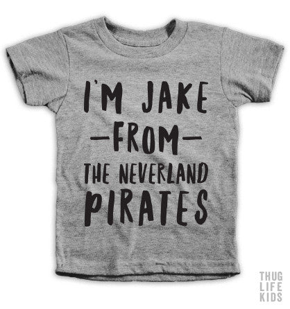 I'm Jake Kids Tees