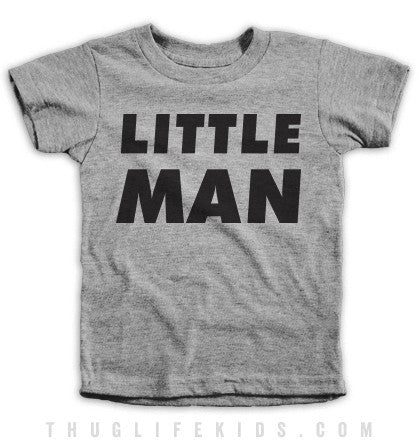 Little Man Kids Tees