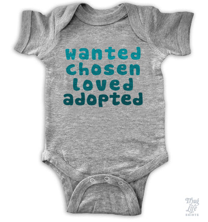 Loved Adopted