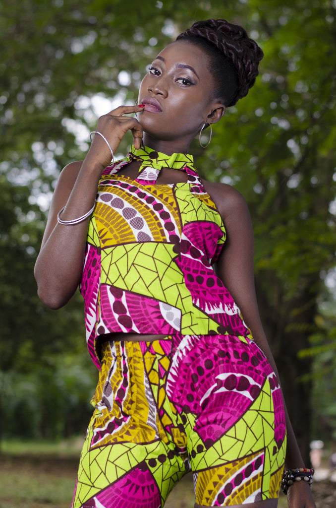 LaBré Yaa Asantewaa Collection