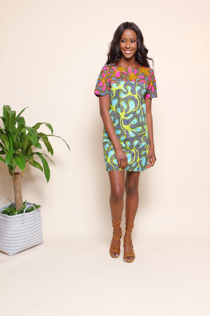 Chelsea Tunic Lime