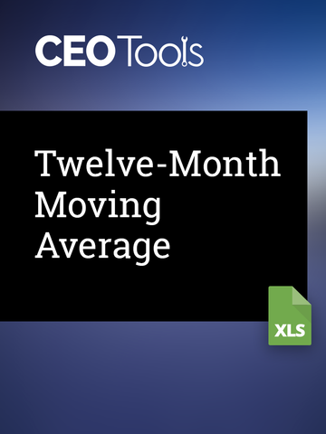 Twelve-Month Moving Average